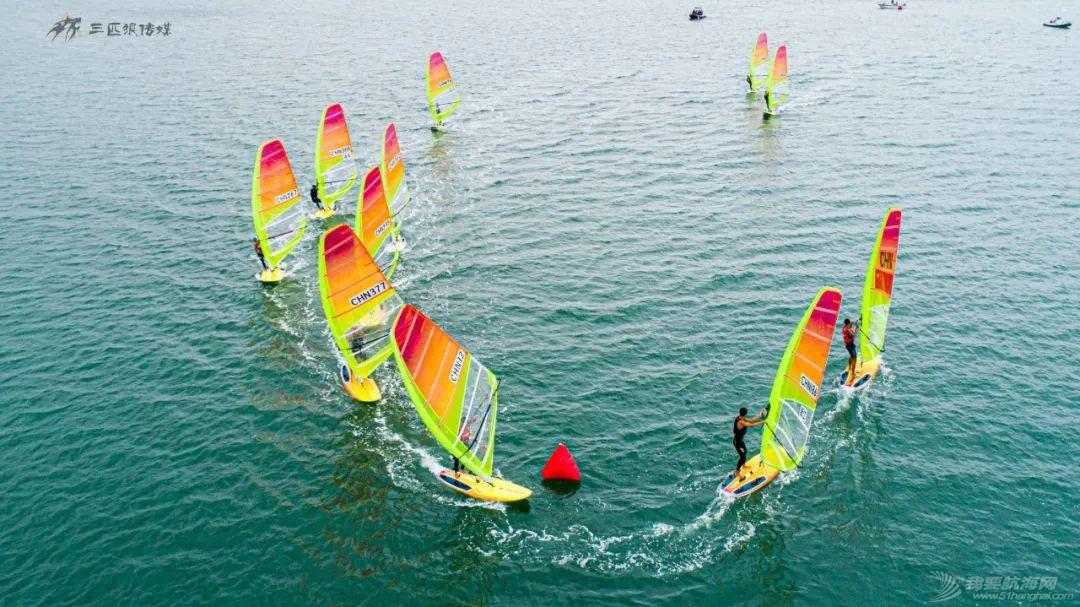 2021年全国帆板冠军赛暨东京奥运会帆板项目备战大合练荣成举行w7.jpg