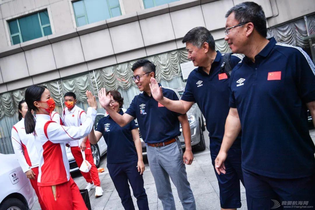中国帆船帆板队今日出征东京w2.jpg