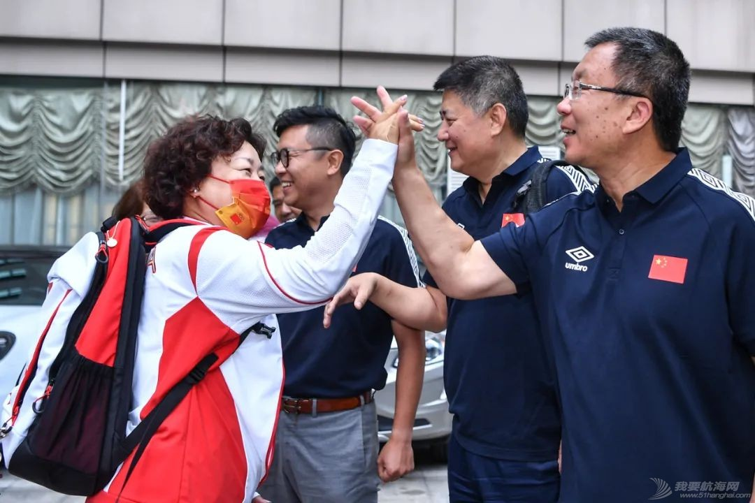 中国帆船帆板队今日出征东京w1.jpg