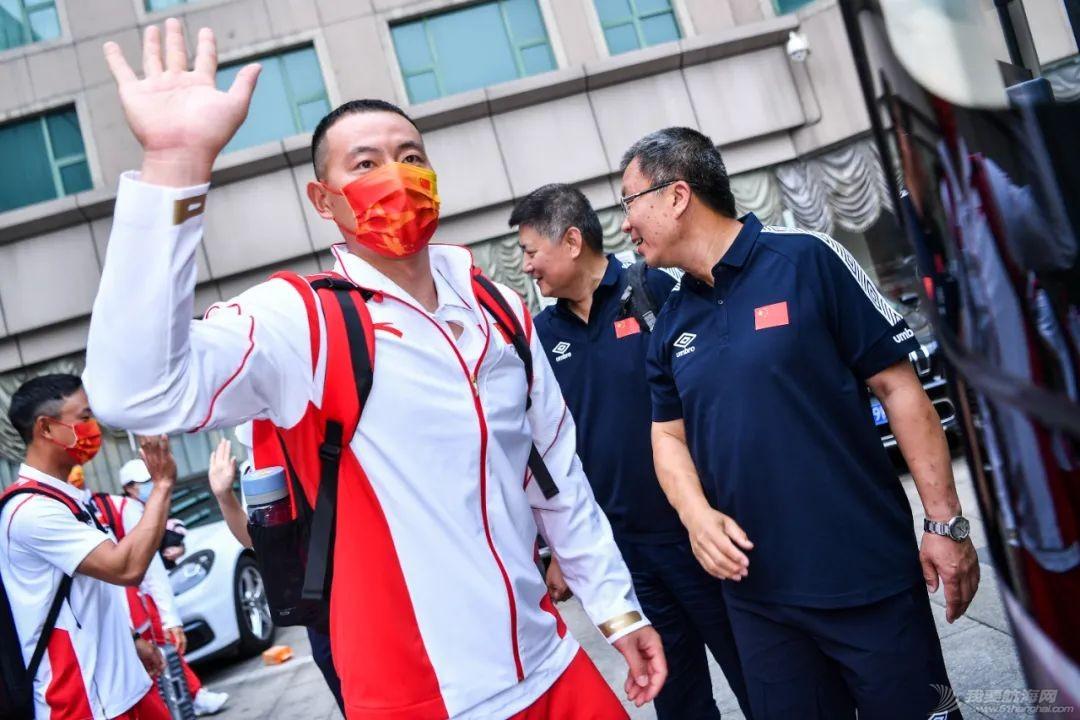中国帆船帆板队今日出征东京w3.jpg