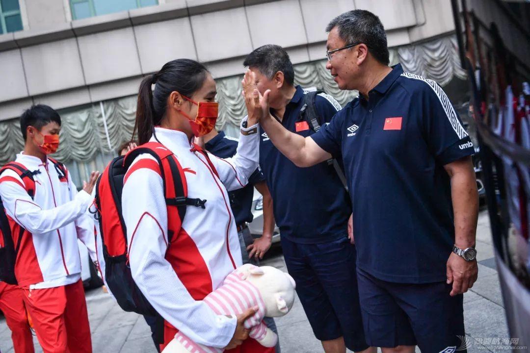 中国帆船帆板队今日出征东京w9.jpg