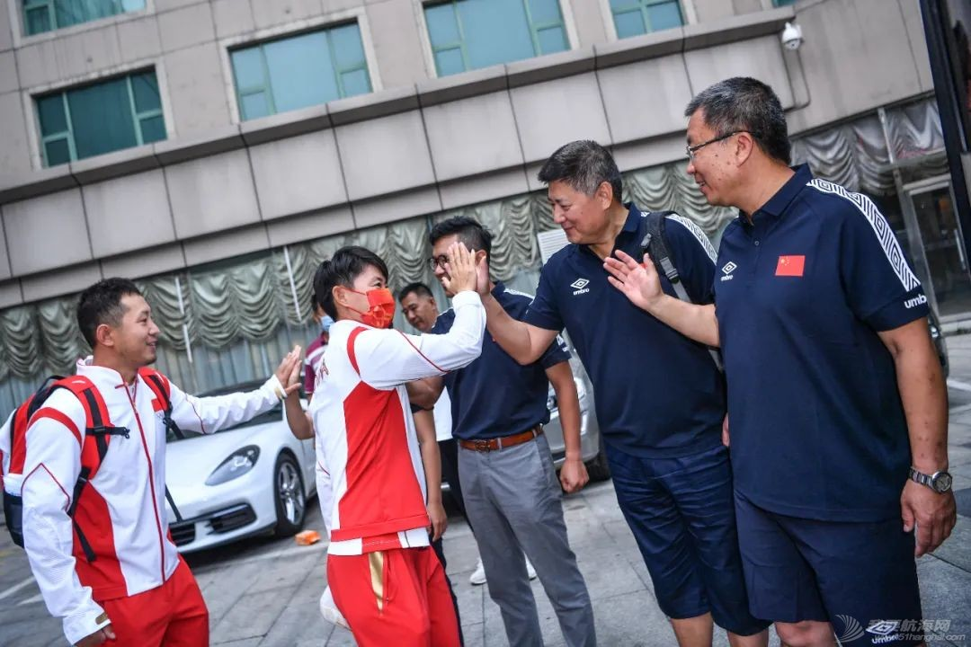 中国帆船帆板队今日出征东京w15.jpg