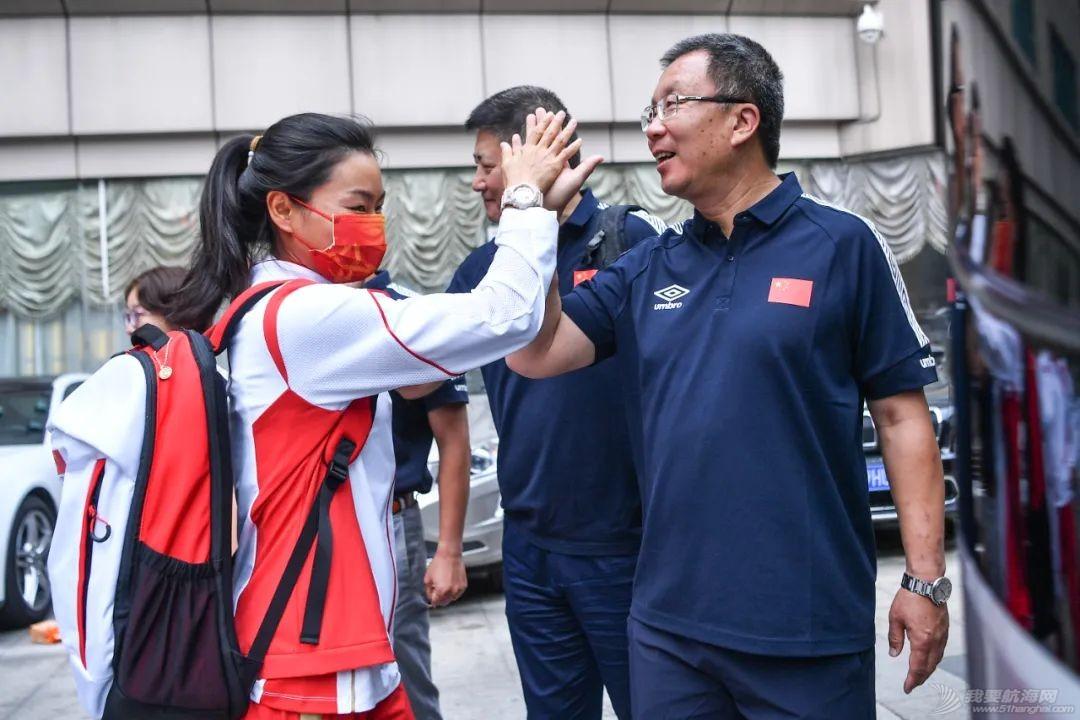 中国帆船帆板队今日出征东京w16.jpg