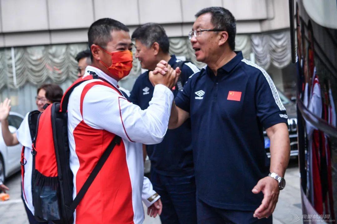 中国帆船帆板队今日出征东京w18.jpg
