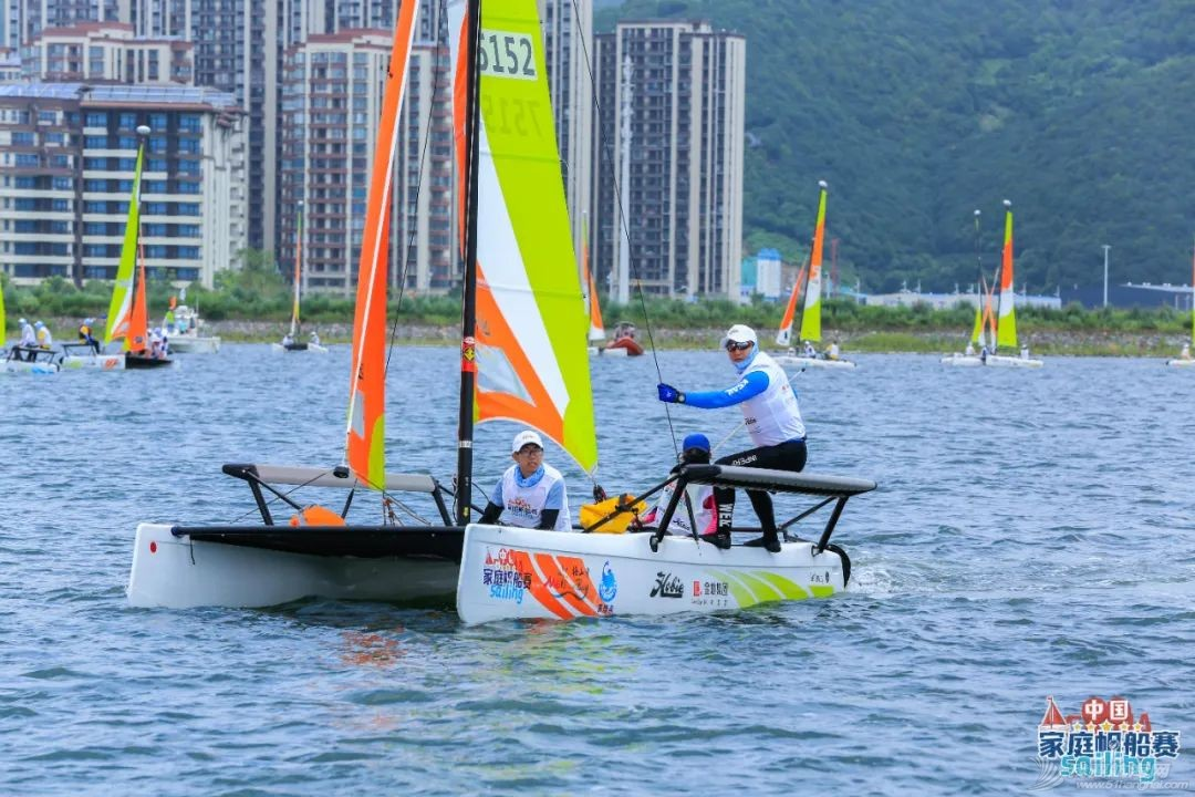 中国航海日 扬帆向蔚蓝 2021家帆赛宁波梅山湾站在北仑圆满收帆w3.jpg