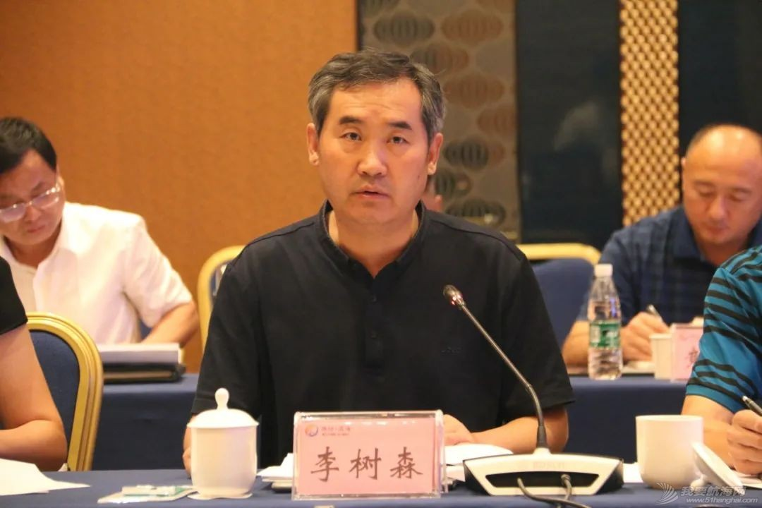 第十四届全国运动会帆船比赛(潍坊赛区) 调度会议在潍坊滨海区召开w6.jpg