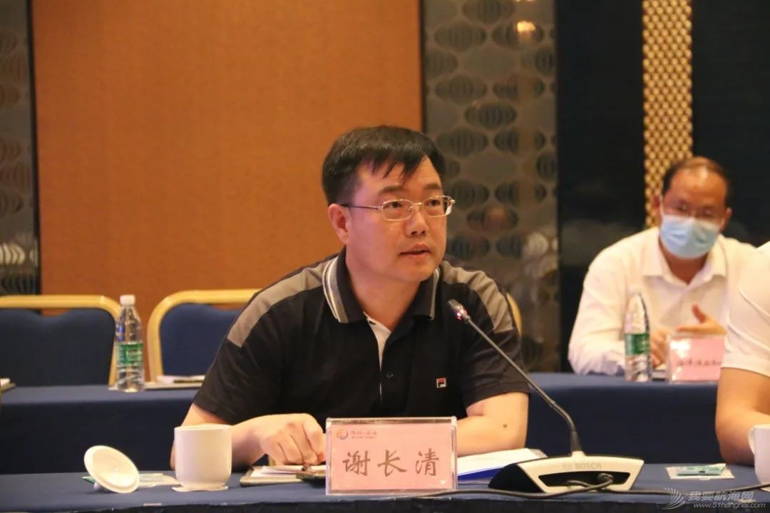 第十四届全国运动会帆船比赛(潍坊赛区) 调度会议在潍坊滨海区召开w4.jpg
