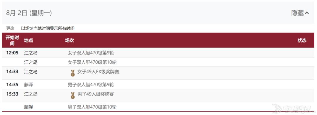 东京奥运会帆船比赛开赛在即,这份观赛指南请收好   扬帆东京-Day14w14.jpg