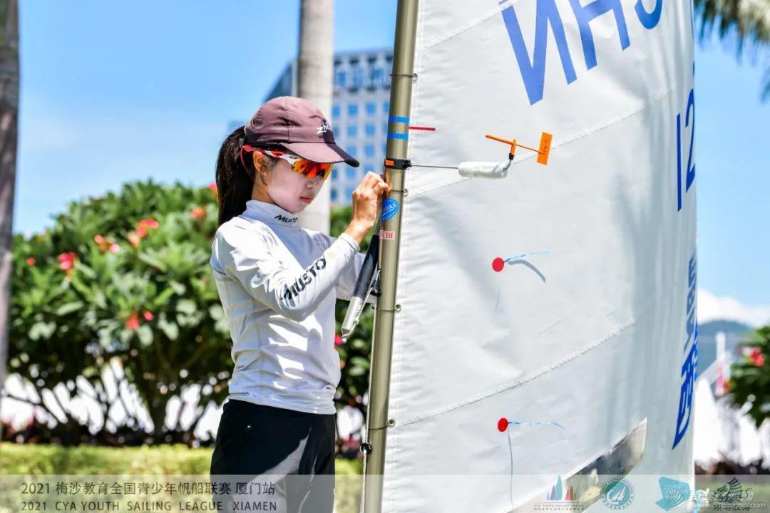 2021梅沙教育全国青少年帆船联赛厦门站开赛 参赛规模创历史纪录w4.jpg