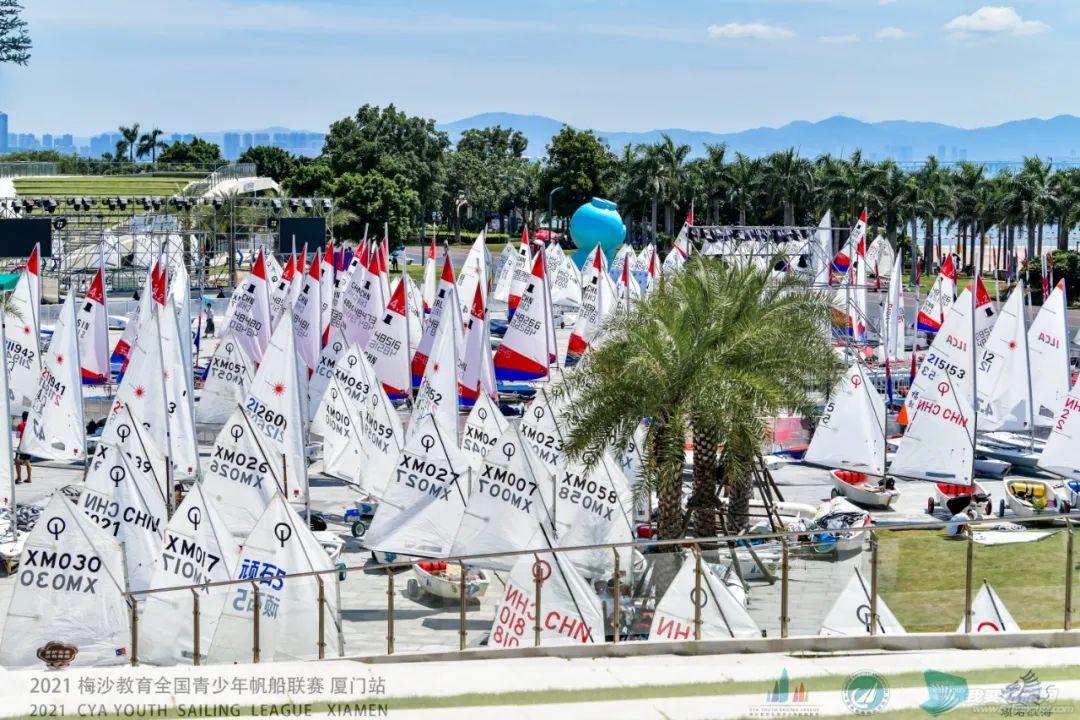 2021梅沙教育全国青少年帆船联赛厦门站开赛 参赛规模创历史纪录w7.jpg