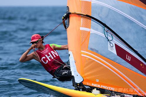 东京奥运系列4丨帆船帆板项目一览精彩瞬间w8.jpg