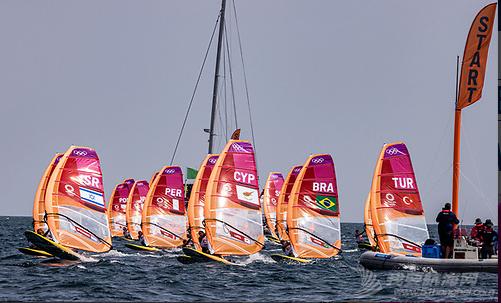东京奥运系列4丨帆船帆板项目一览精彩瞬间w11.jpg