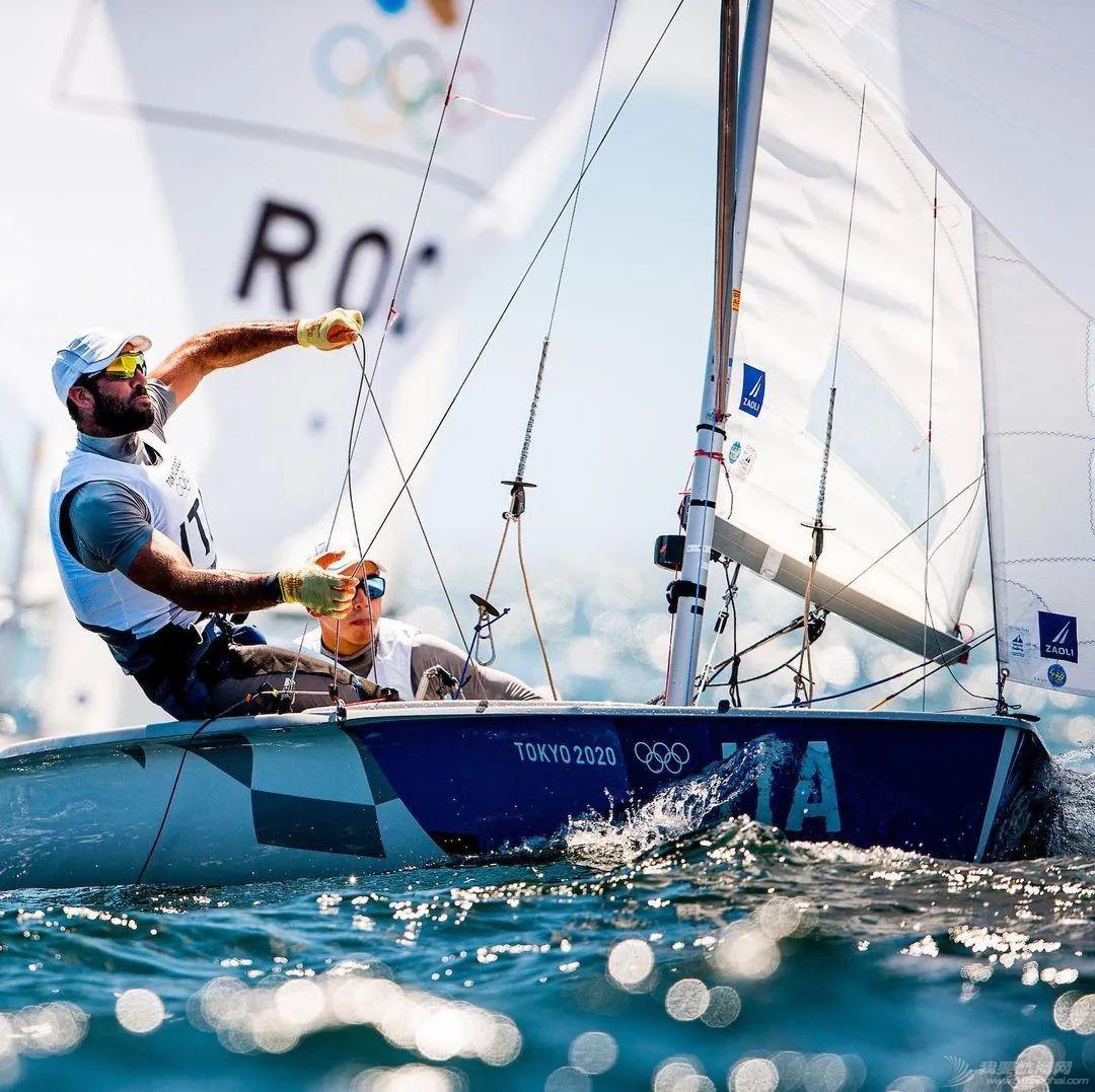 东京奥运系列4丨帆船帆板项目一览精彩瞬间w15.jpg