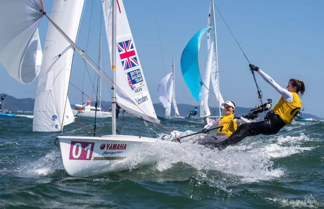 东京奥运系列4丨帆船帆板项目一览精彩瞬间w18.jpg