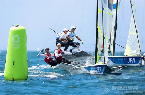 东京奥运系列4丨帆船帆板项目一览精彩瞬间w26.jpg