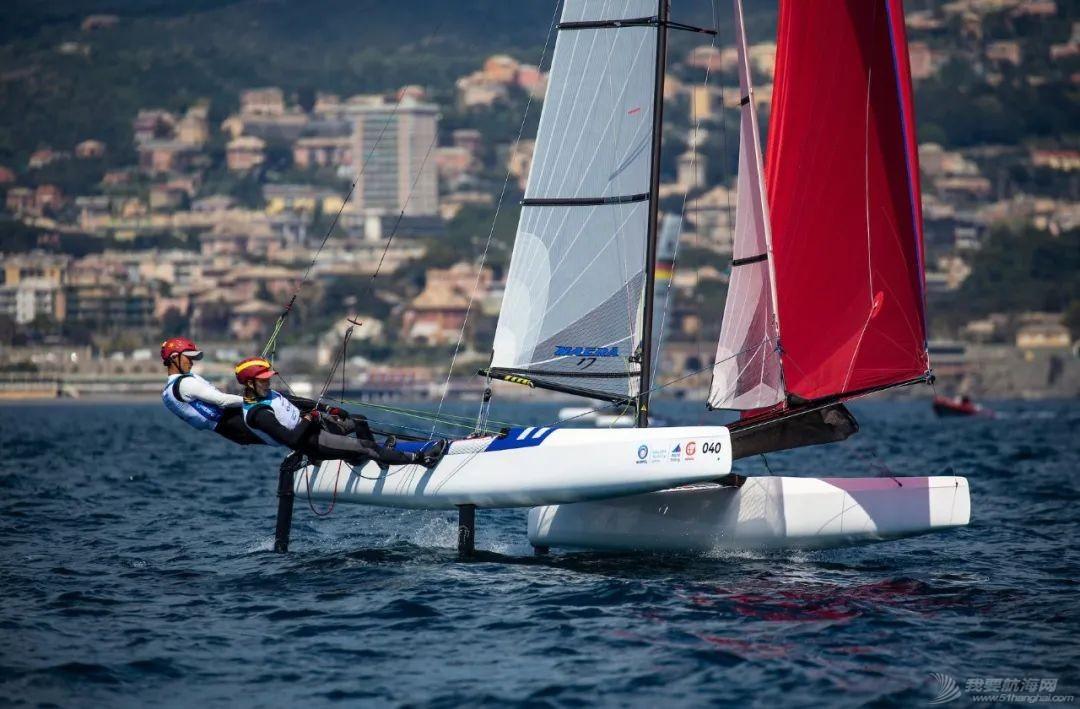 东京奥运系列4丨帆船帆板项目一览精彩瞬间w42.jpg