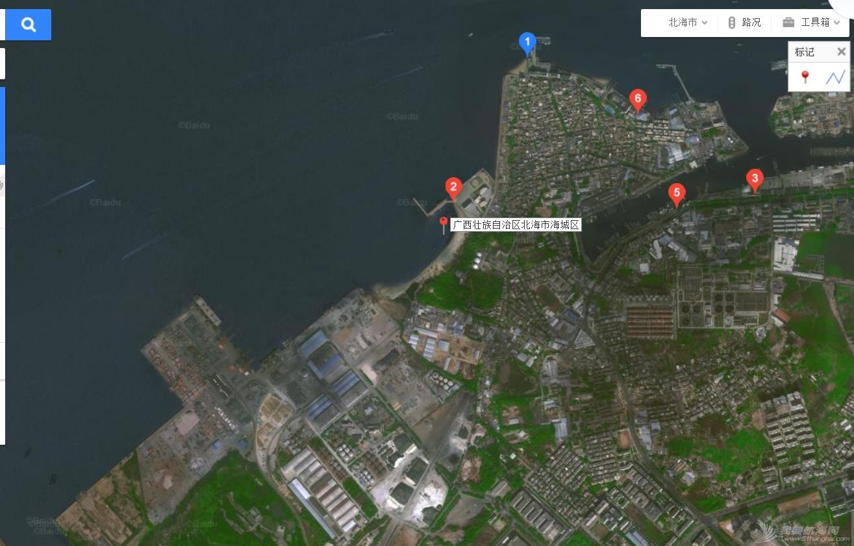 鲈鱼,有大,这里,晚上,码头  地角沙滩浴场卫星图 141315xhav4j55p3avj53z