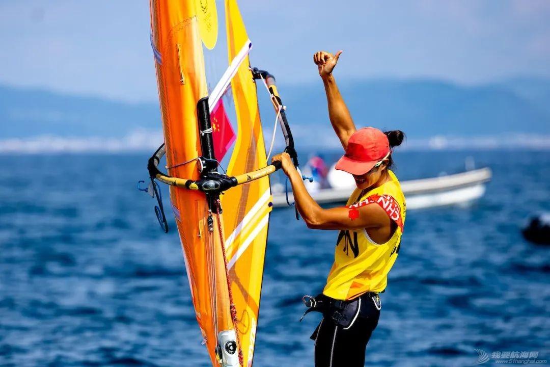 """东京奥运系列7丨中国帆板项目创造历史,澳大利亚选手""""内定""""冠军w8.jpg"""