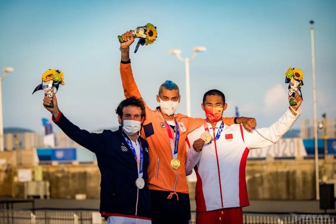 """东京奥运系列7丨中国帆板项目创造历史,澳大利亚选手""""内定""""冠军w10.jpg"""