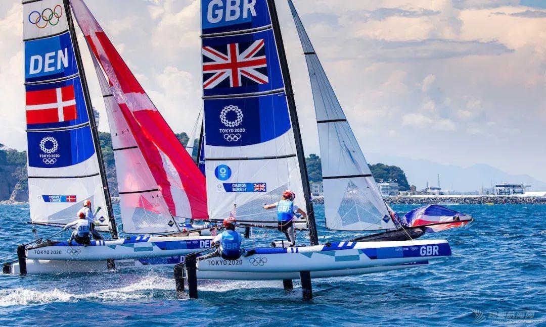 """东京奥运系列7丨中国帆板项目创造历史,澳大利亚选手""""内定""""冠军w17.jpg"""