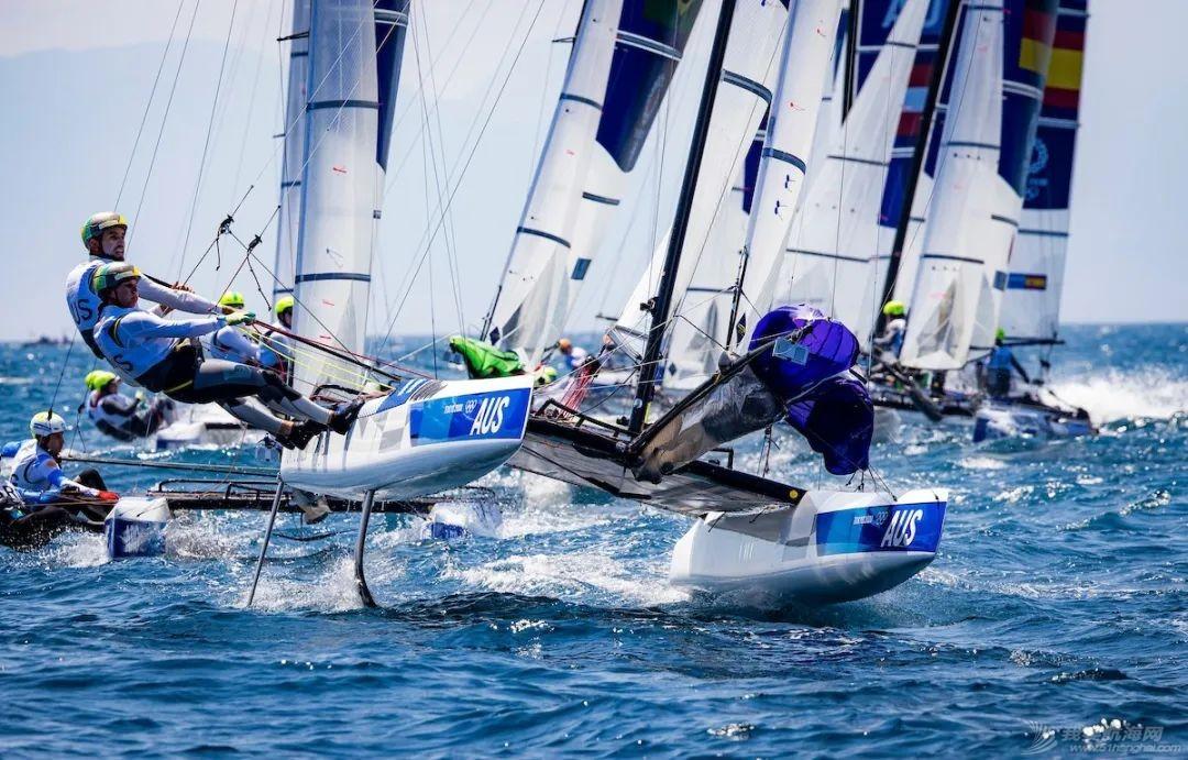 """东京奥运系列7丨中国帆板项目创造历史,澳大利亚选手""""内定""""冠军w19.jpg"""
