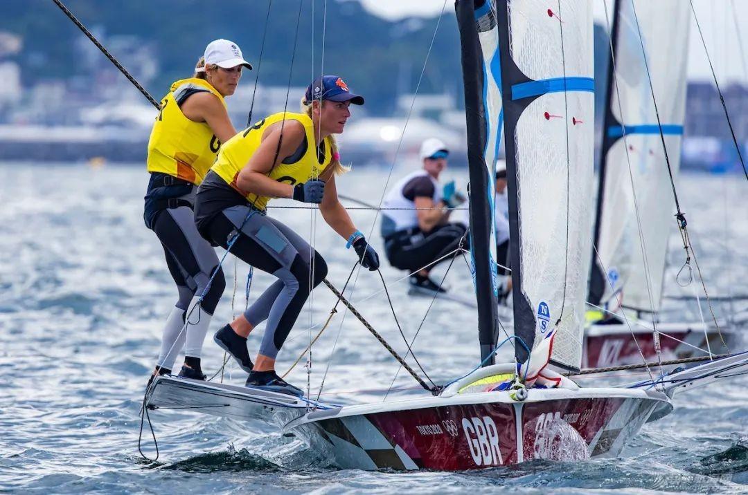"""东京奥运系列7丨中国帆板项目创造历史,澳大利亚选手""""内定""""冠军w28.jpg"""