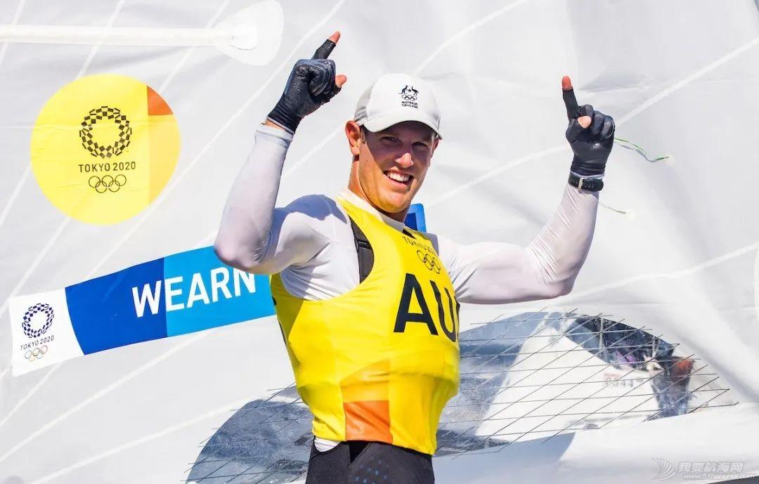 """东京奥运系列7丨中国帆板项目创造历史,澳大利亚选手""""内定""""冠军w36.jpg"""