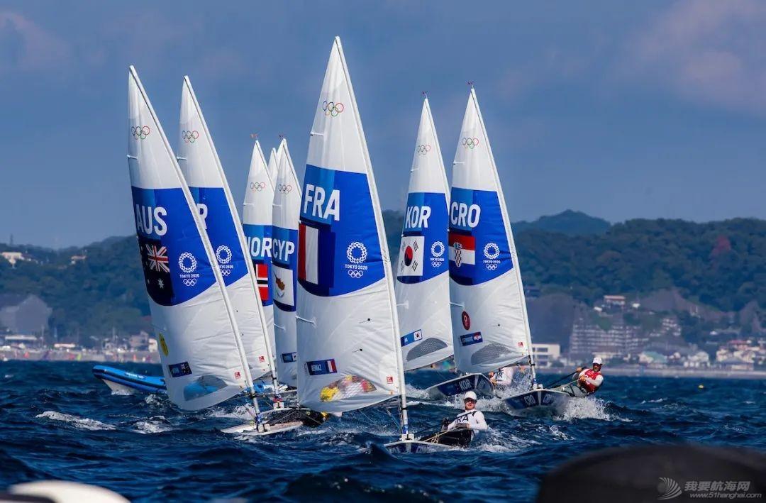 """东京奥运系列7丨中国帆板项目创造历史,澳大利亚选手""""内定""""冠军w38.jpg"""
