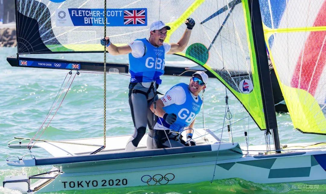 东京奥运系列8丨49人级鹬蚌相争英国得冠,59岁高龄选手获诺卡拉奖...w3.jpg