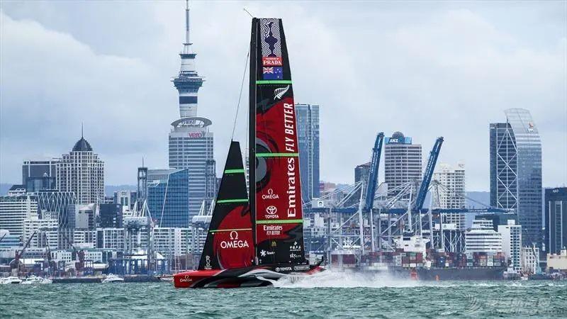赛领周报丨聆听中国帆船奥运军团背后的故事;澳大利亚队获SailGP丹...w10.jpg