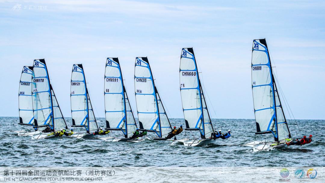 赛领周报丨第14届全运会帆船比赛正在进行中;劳力士超级帆船赛正在...w14.jpg