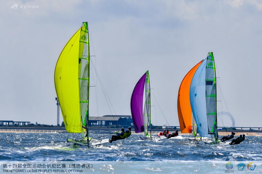 赛领周报丨第14届全运会帆船比赛正在进行中;劳力士超级帆船赛正在...w17.jpg