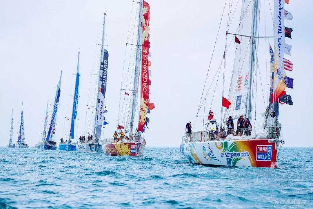 三亚欢送克利伯环球帆船赛船队启程前往青岛w3.jpg