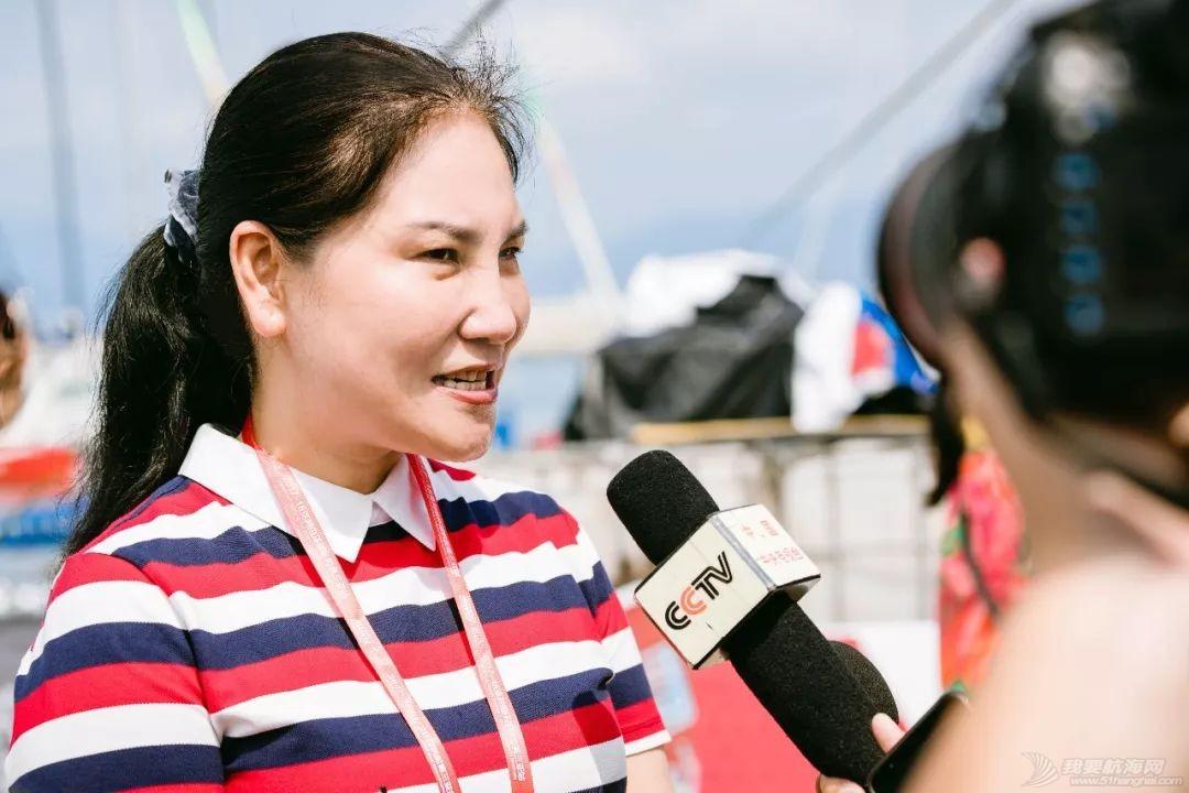 三亚欢送克利伯环球帆船赛船队启程前往青岛w6.jpg