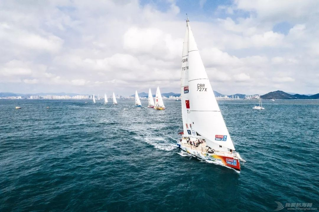 三亚欢送克利伯环球帆船赛船队启程前往青岛w17.jpg