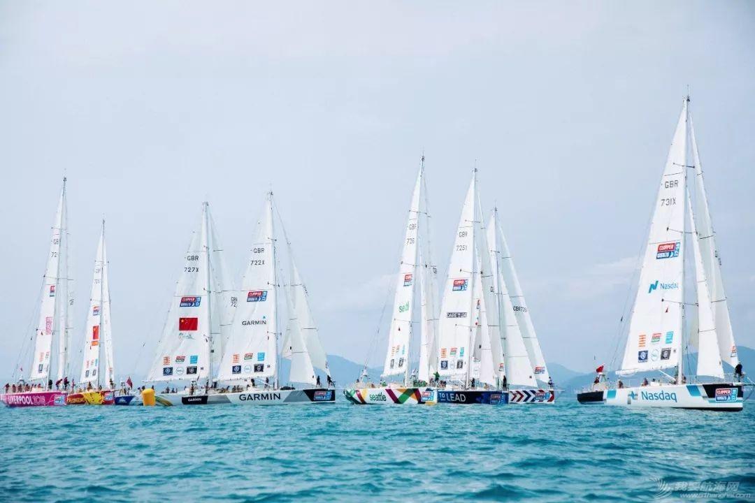 三亚欢送克利伯环球帆船赛船队启程前往青岛w19.jpg