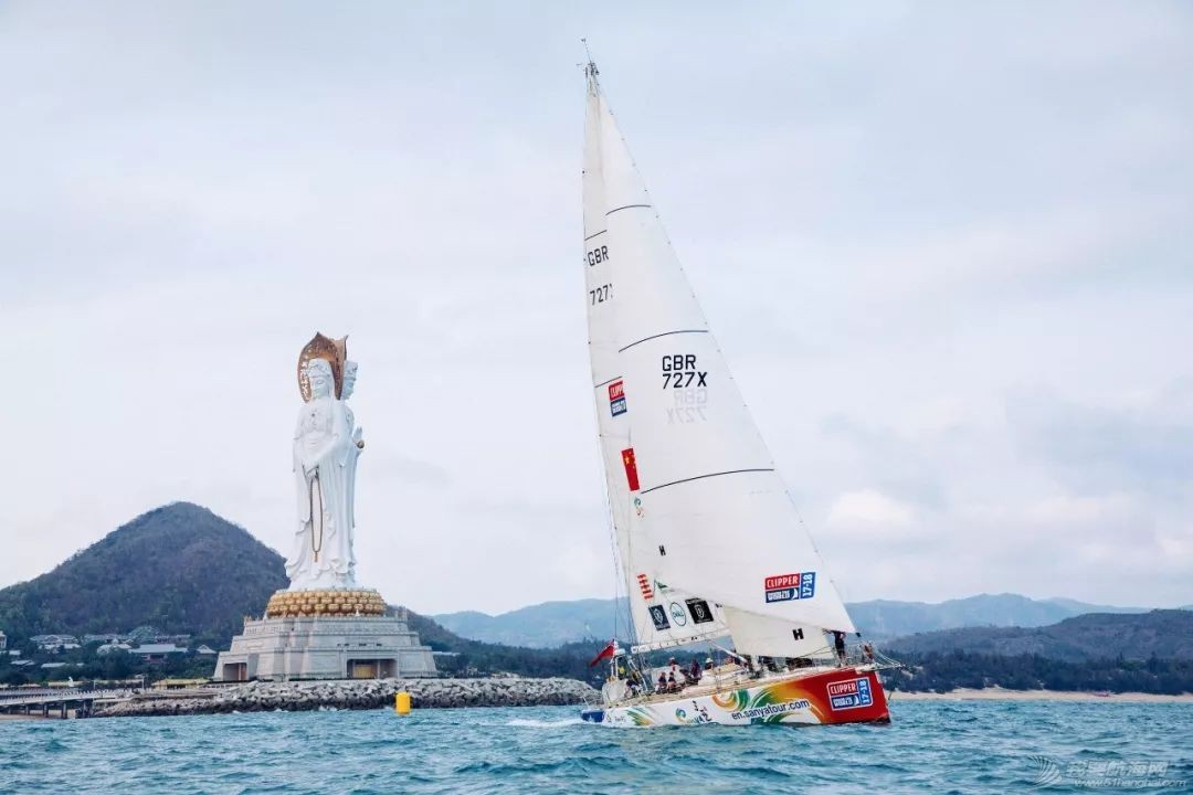 三亚欢送克利伯环球帆船赛船队启程前往青岛w20.jpg