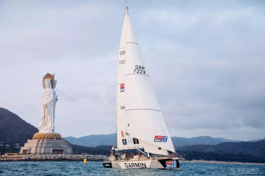 三亚欢送克利伯环球帆船赛船队启程前往青岛w23.jpg