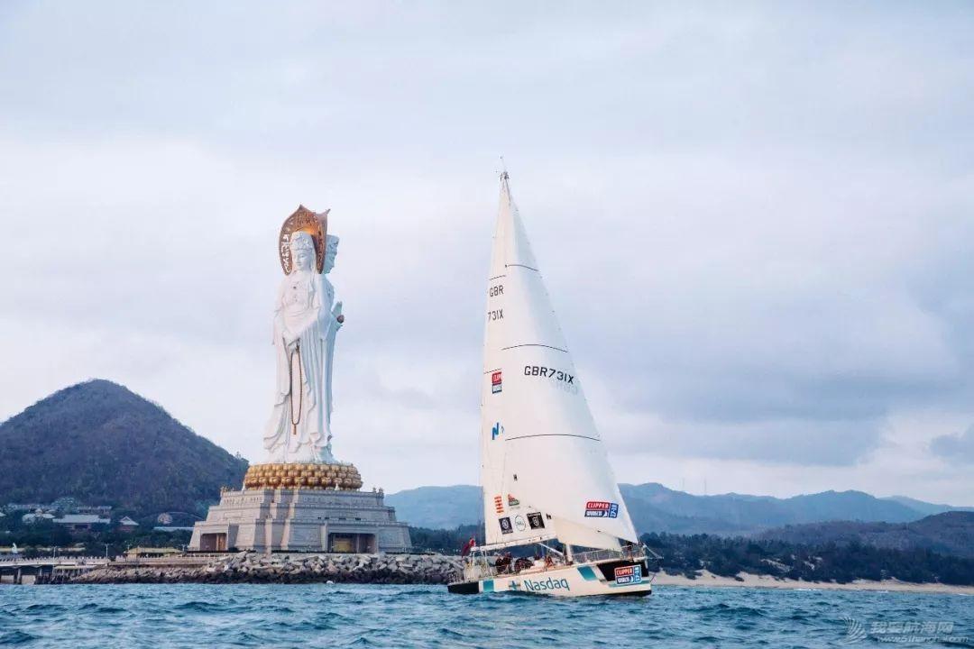 三亚欢送克利伯环球帆船赛船队启程前往青岛w22.jpg