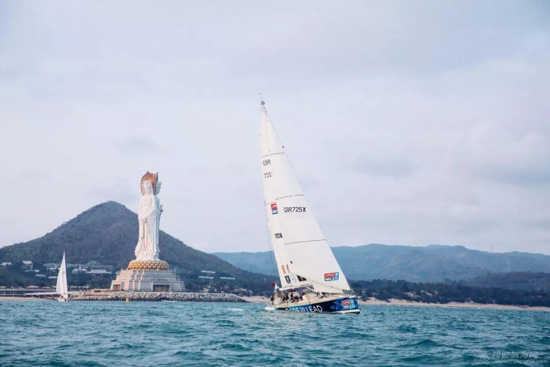 三亚欢送克利伯环球帆船赛船队启程前往青岛w24.jpg