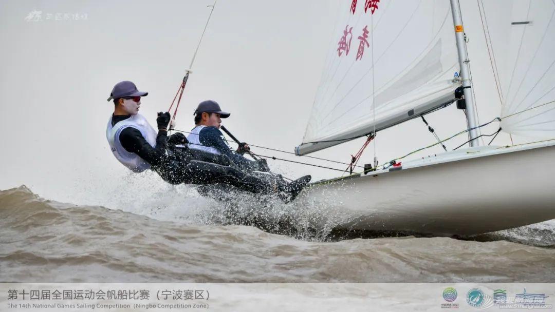 第十四届全运会帆船比赛(宁波赛区)资格赛结束 129名运动员将角逐...w2.jpg