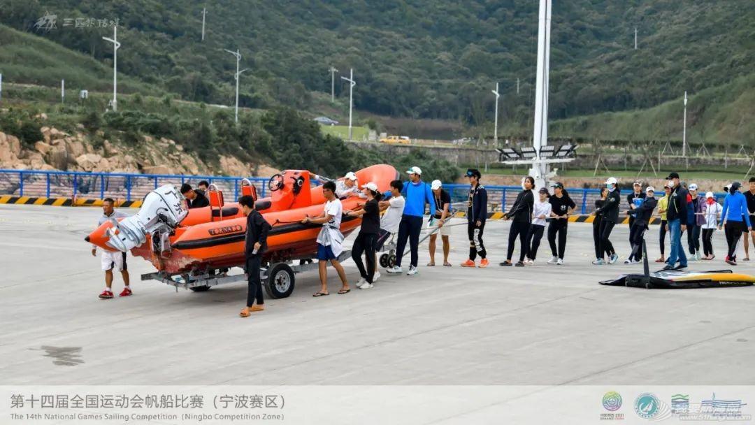 第十四届全运会帆船比赛(宁波赛区)资格赛结束 129名运动员将角逐...w3.jpg