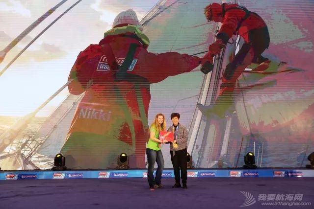 """克利伯环球帆船赛""""帆船之都-青岛""""杯比赛颁奖仪式盛大举行w14.jpg"""