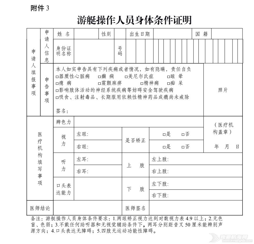 中华人民共和国海事局关于修订印发《中华人民共和国游艇操作人员培训、考试和发证办法》的通知w6.jpg