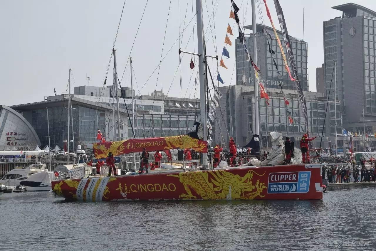 2015-16克利伯环球帆船赛青岛站圆满落幕 助力青岛现代海洋文化国际名城建设w2.jpg