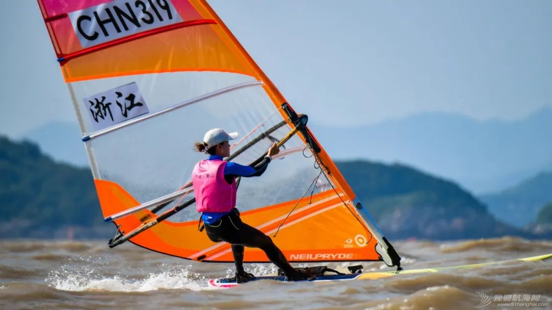 第十四届全运会帆船比赛(宁波赛区)决赛收帆w4.jpg