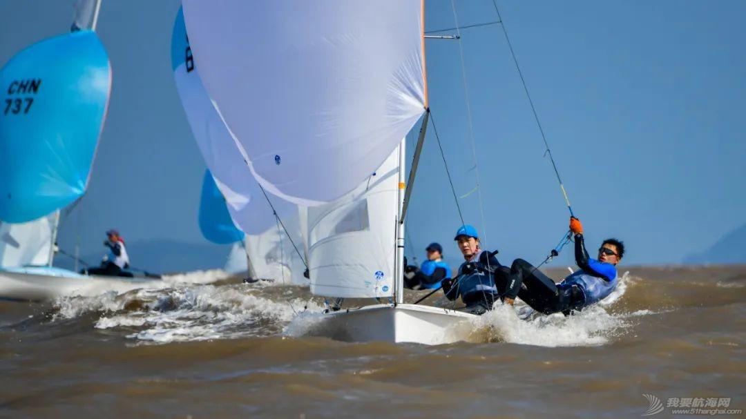 第十四届全运会帆船比赛(宁波赛区)决赛收帆w17.jpg
