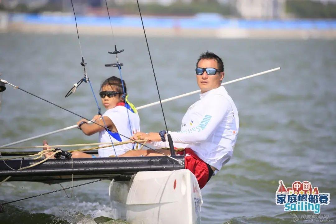 我和爸爸从不会装帆的菜鸟,到经历挫败互相责怪到团结协作完赛并拿...w5.jpg