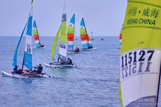 赛领周报丨全运会帆船比赛落幕;中国威海HOBIE帆船公开赛收帆;52...w3.jpg