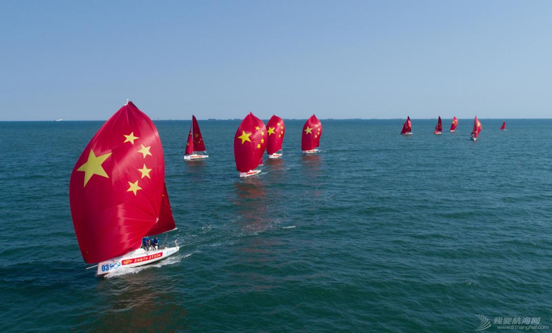 扬帆献礼祖国 2021中国家庭帆船赛秦皇岛站开赛w2.jpg